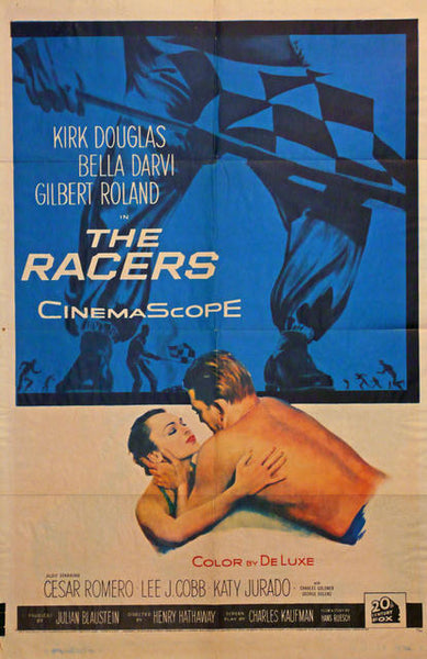 The Racers  USA 1955