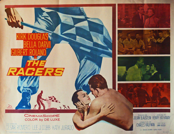 Racers, Original US Poster