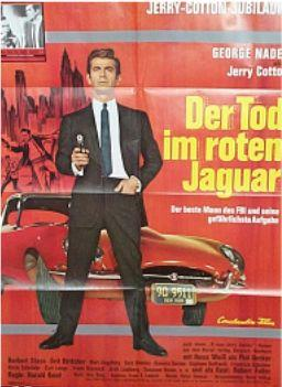 The Man In The Red Jaguar  Germany 1968