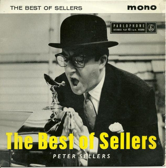 The Best of Sellers  UK 1958