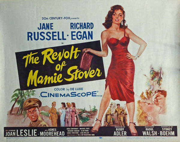 The Revolt of Mamie Stover  USA 1956
