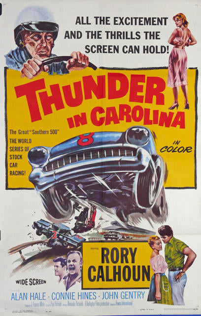 Thunder in Carolina  USA 1960