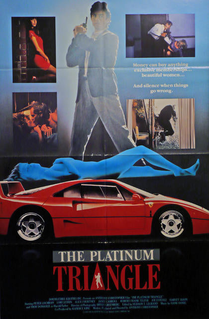 The Platinum Triangle  USA 1989