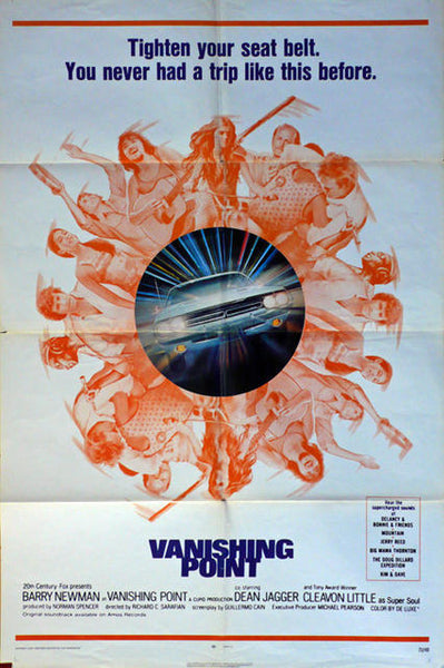 Vanishing Point  USA 1971