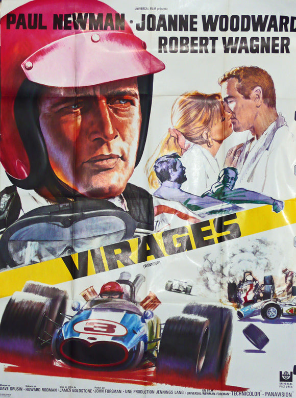 Virages, Paul Newman