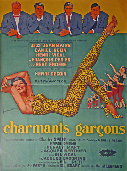 Charmant Garcons  France 1957