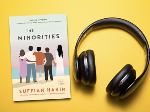 """Songtrack"" for a book: The Minorities by Suffian Hakim"