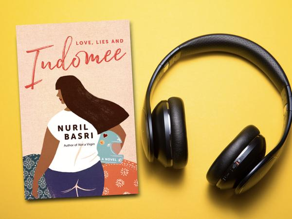 Soundtrack for a book: Love, Lies and Indomee by Nuril Basri