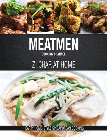 MeatMen Zi Char at Home