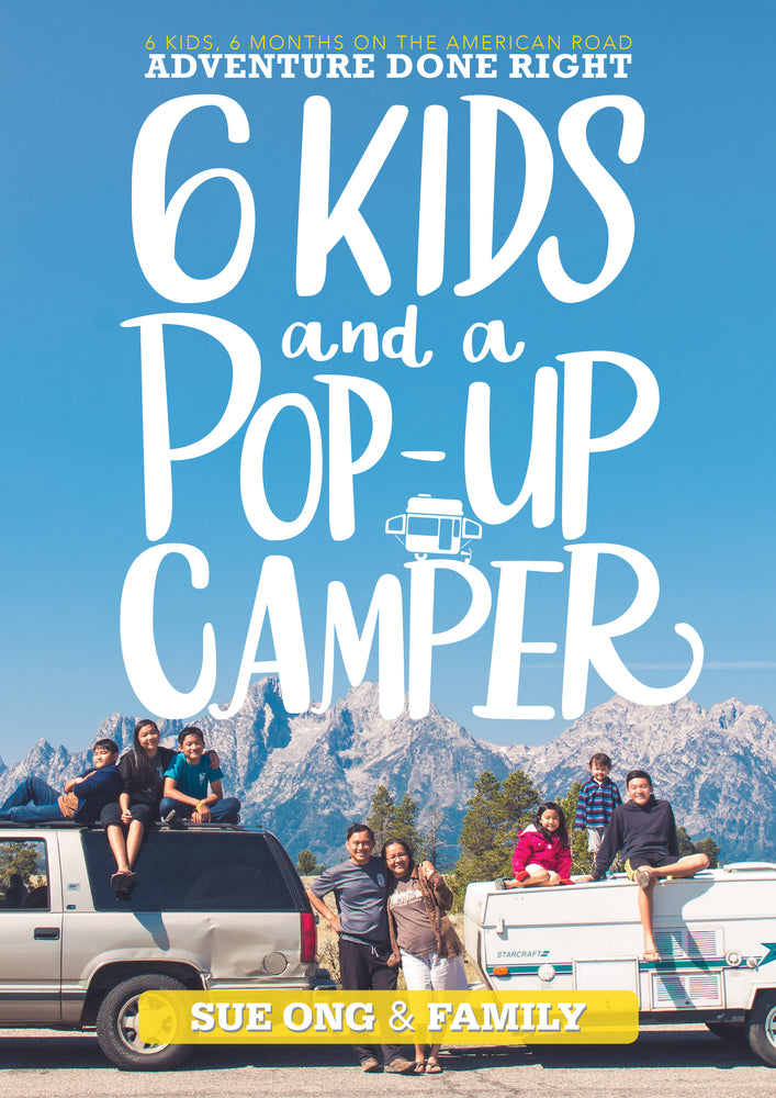 6 Kids and a Pop-Up Camper