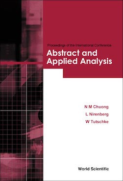 Abstract and Applied Analysis
