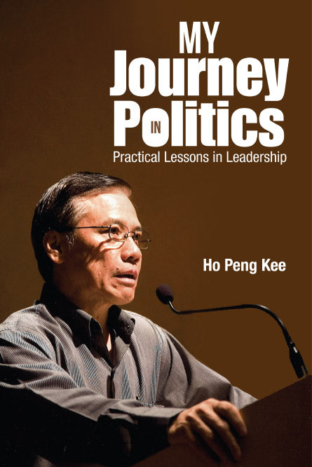 My Journey In Politics