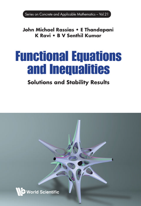 Functional Equations And Inequalities