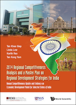 2014 Regional Competitiveness Analysis and a Master Plan on Regional Development Strategies for India