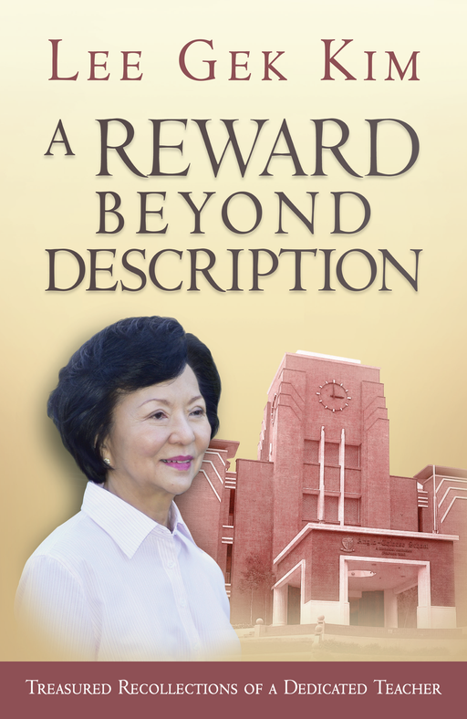 A Reward Beyond Description - Localbooks.sg