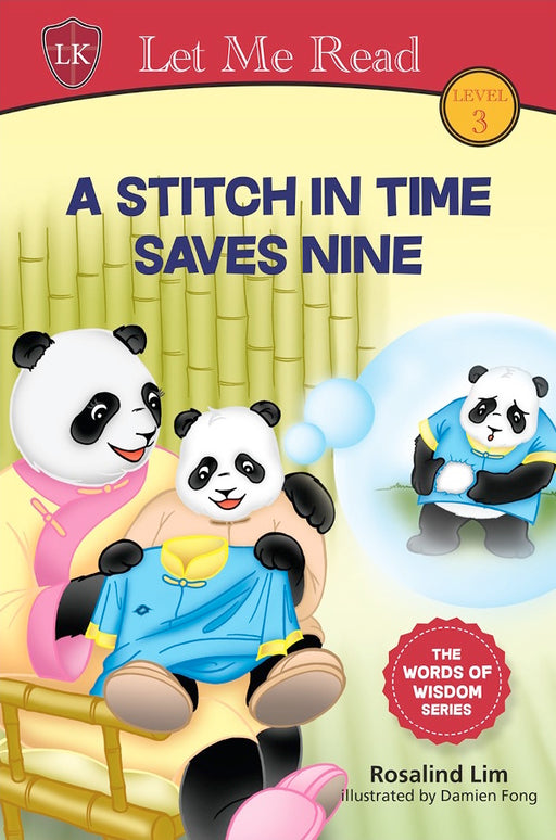 A Stitch in Time Saves Nine by Rosalind Lim