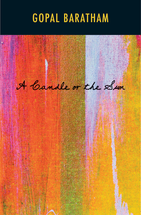 A Candle or the Sun - Localbooks.sg