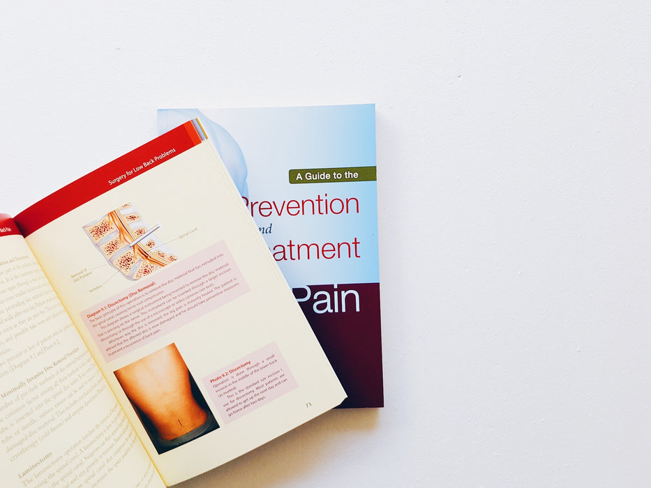 A Guide to the Prevention and Treatment of Back Pain