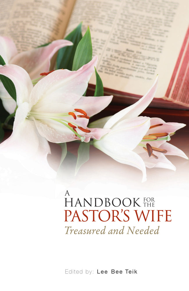 A Handbook for the Pastor's Wife