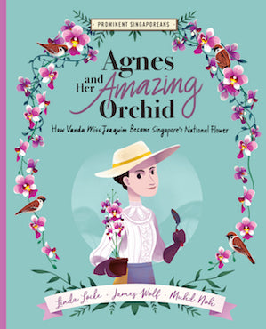 Agnes and Her Amazing Orchid - Localbooks.sg