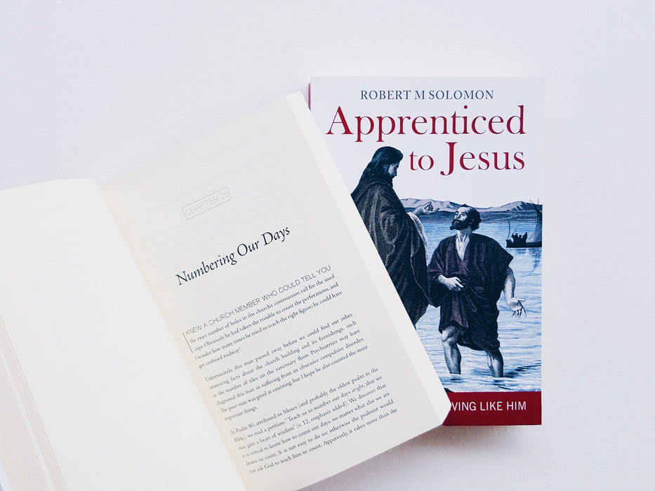 Apprenticed to Jesus