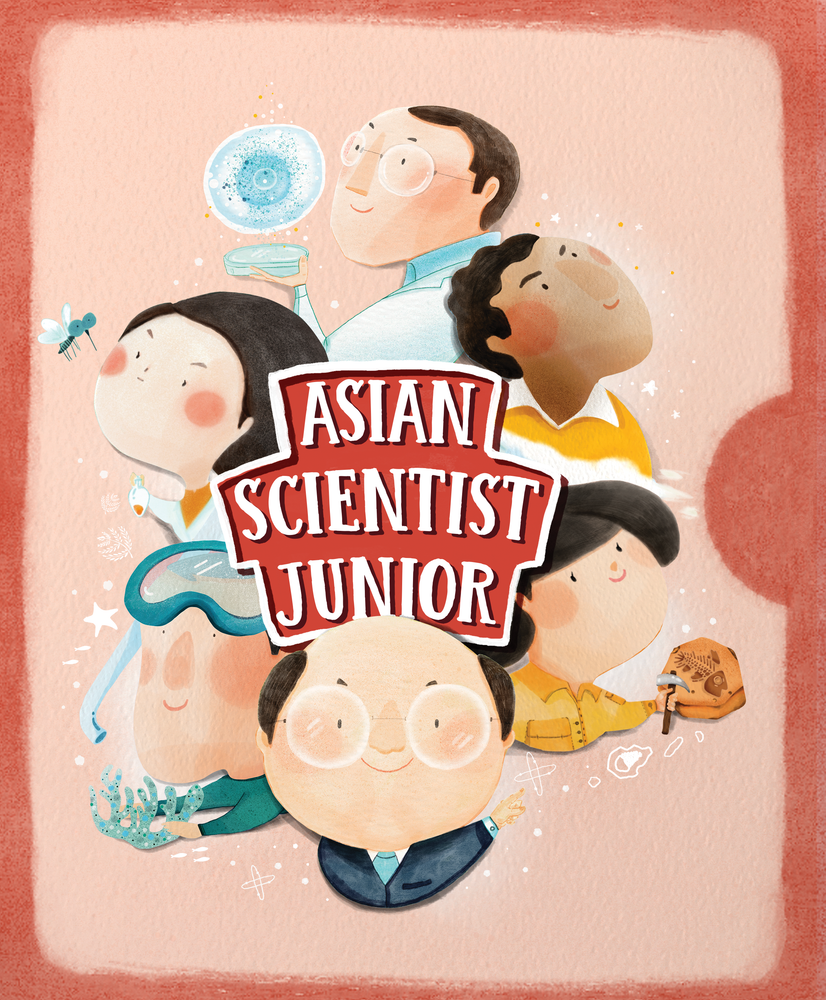 Asian Scientist Junior Box Set