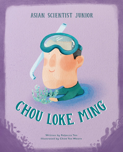 Asian Scientist Junior: Chou Loke Ming