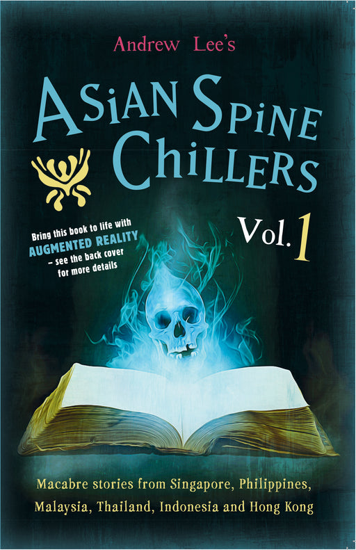 Asian Spine Chillers, Vol.1
