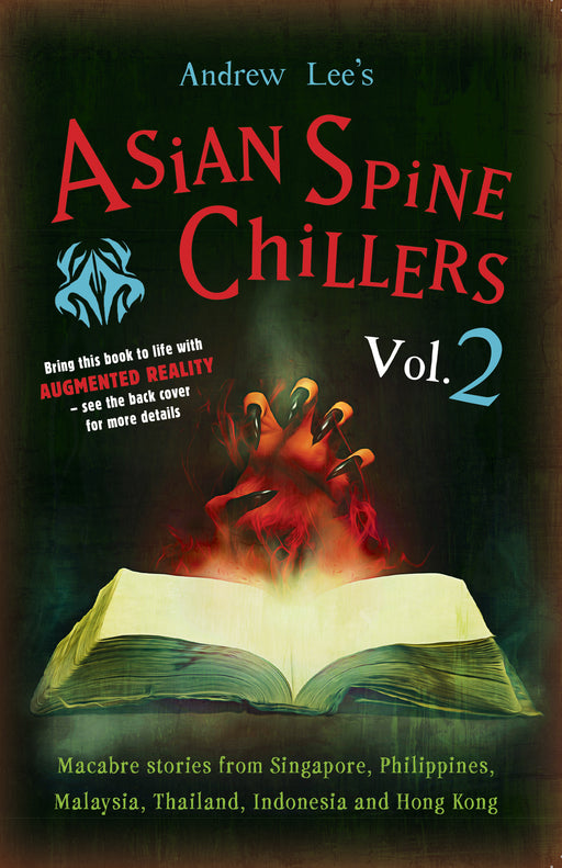 Asian Spine Chillers, Vol.2