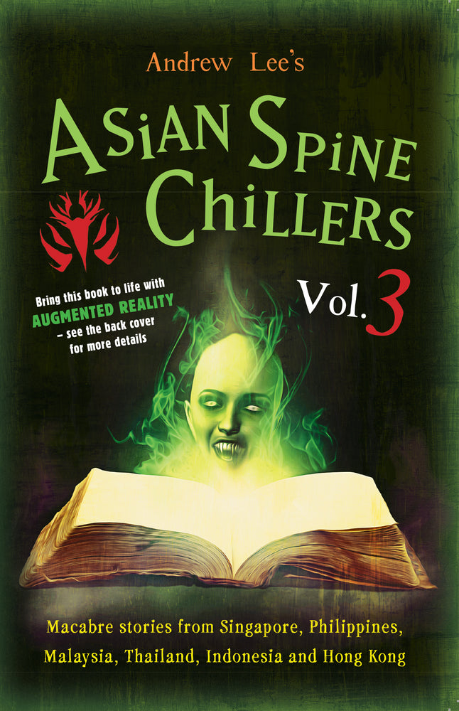 Asian Spine Chillers, Vol.3