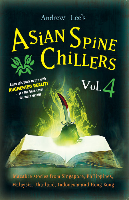Asian Spine Chillers, Vol.4