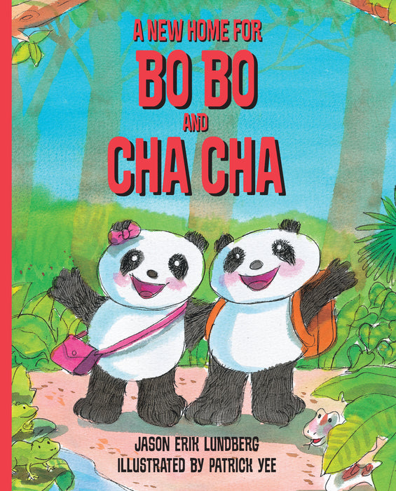 A New Home for Bo Bo and Cha Cha - Localbooks.sg