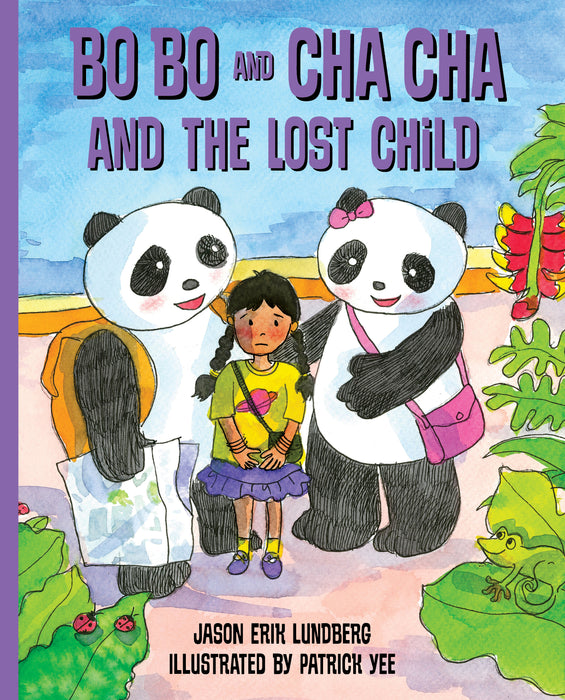Bo Bo and Cha Cha and the Lost Child - Localbooks.sg