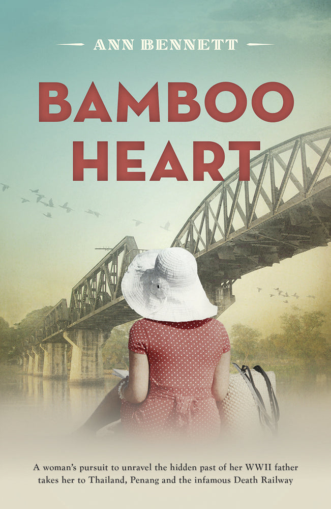 Bamboo Hear by Ann Bennett
