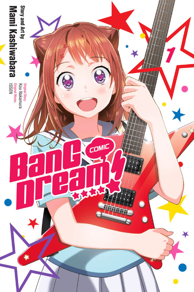 BanG Dream! #1 - Localbooks.sg