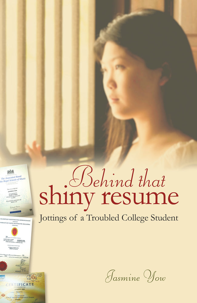 Behind That Shiny Resume - Localbooks.sg