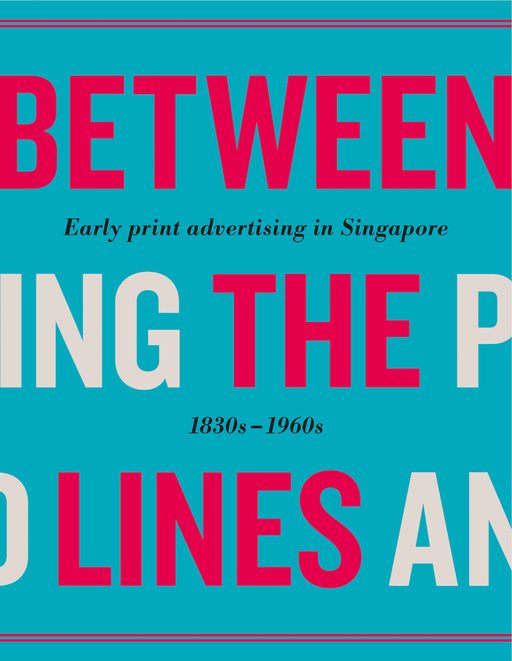 Between the Lines - Localbooks.sg