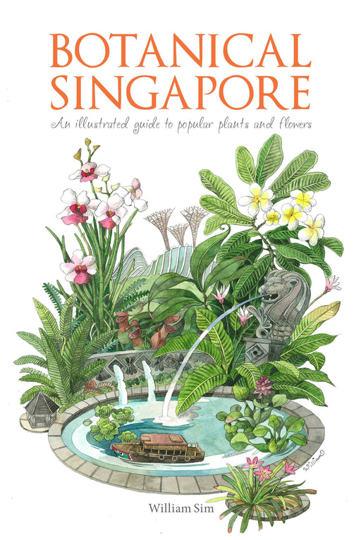 Botanical Singapore - Localbooks.sg