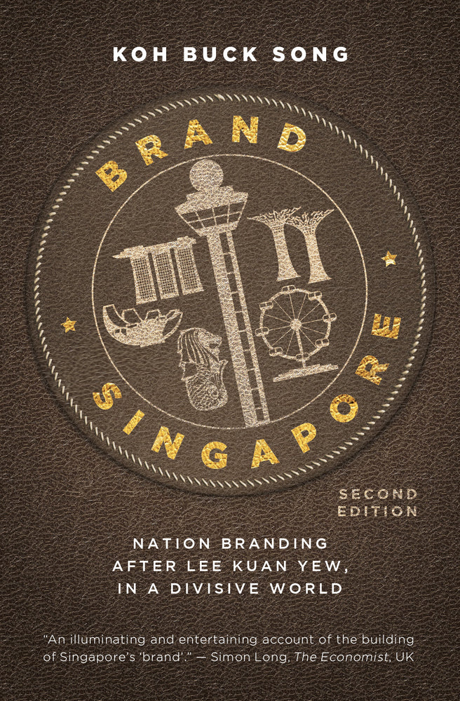 Brand Singapore (2nd Edition) - Localbooks.sg