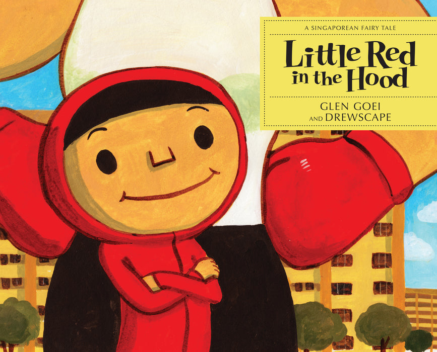 Little Red in the Hood - Localbooks.sg