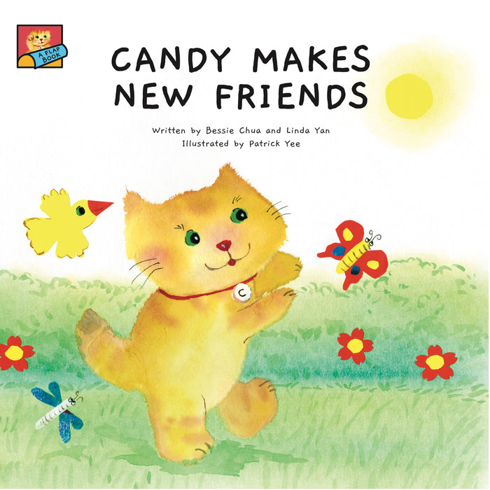 Candy Makes New Friends