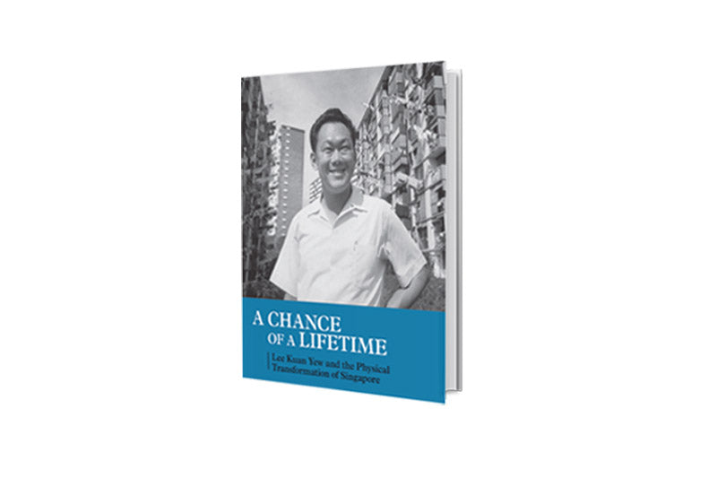 A Chance of a Lifetime - Localbooks.sg