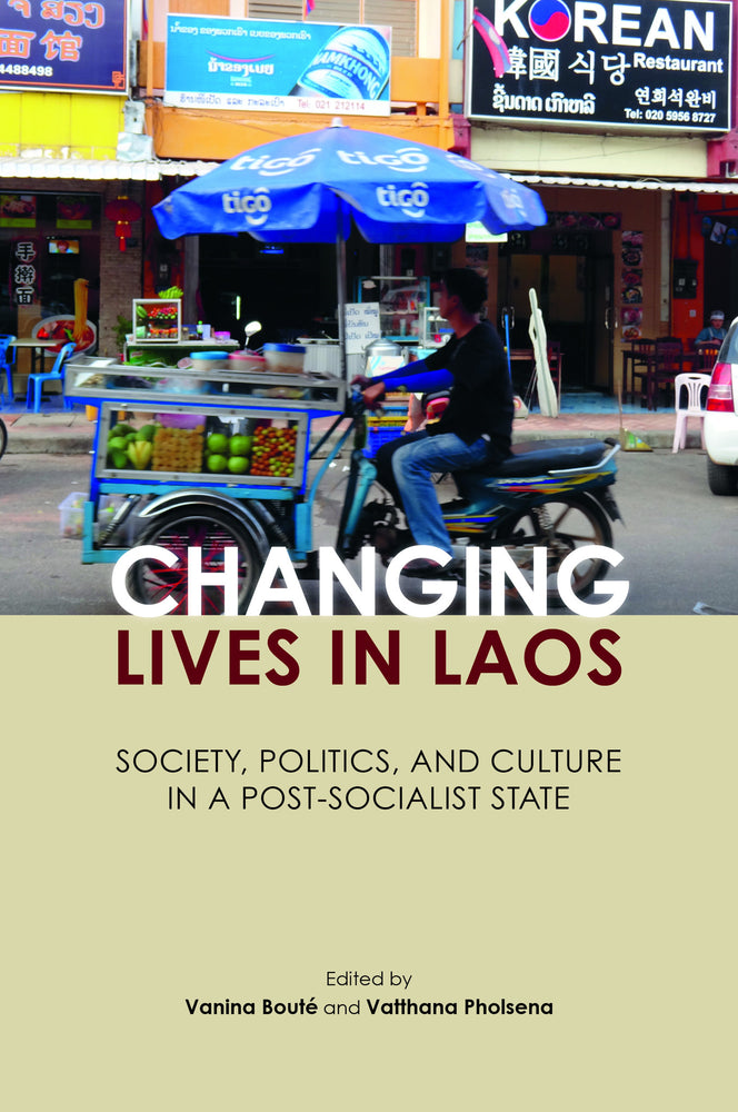 Changing Lives in Laos - Localbooks.sg