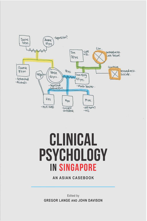 Clinical Psychology in Singapore - Localbooks.sg