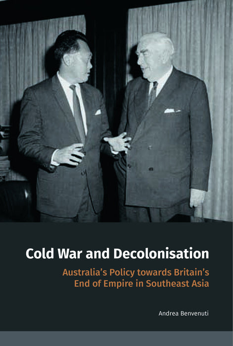 Cold War and Decolonisation - Localbooks.sg