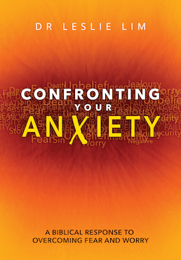 Confronting Your Anxiety