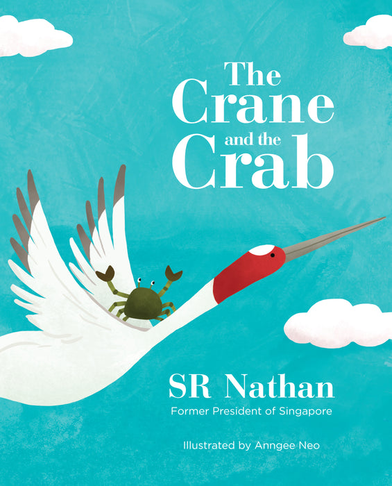 The Crane and the Crab - Localbooks.sg