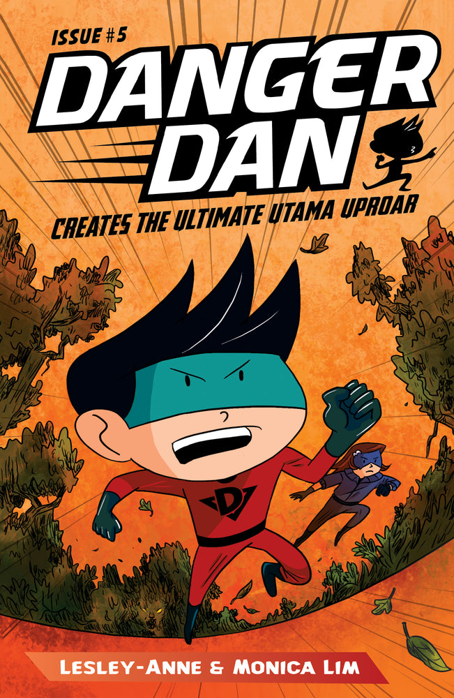 Danger Dan Creates the Ultimate Utama Uproar