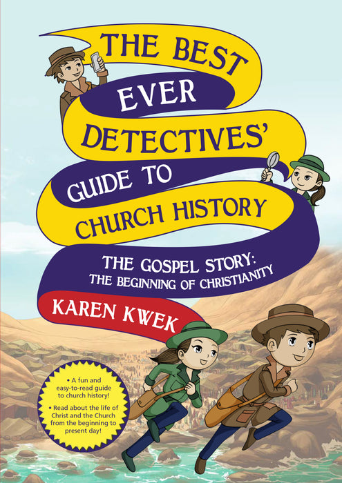 The Best Ever Detectives' Guide to Church History - Localbooks.sg