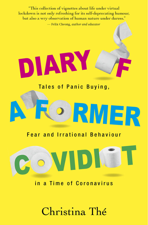 Diary of a Former Covidiot (Preorder)